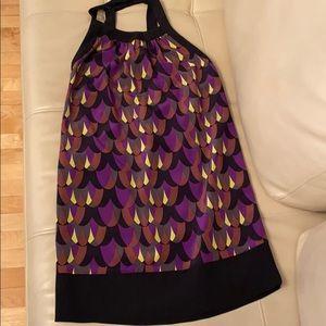 MISSONI halter mini dress. Size 6 USA